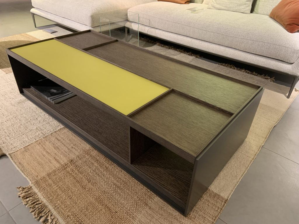 TABLE BASSE ``SURFACE`` DE B&B ITALIA